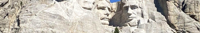 Mount Rushmore - 14 June 2021